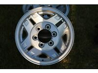 Toyota Hilux Surf Wheels.