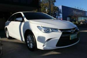 2016 Toyota Camry ALTISE Automatic Sedan Five Dock Canada Bay Area Preview