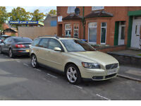 For sale my lovely Volvo V50 2.0 D SE car with specific colored