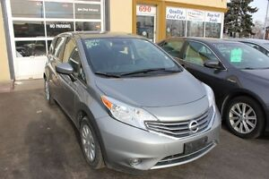 2015 Nissan Versa Note SV Bluetooth Accident Free Previous Renta