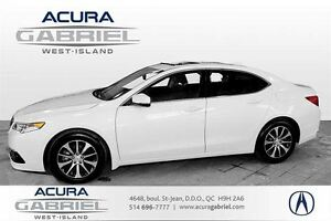 2015 Acura TLX 8-Spd DCT CUIR+TOIT OUVRANT+BLUETOOTH++++