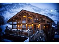Head chef for flagship luxury chalet in Val D'Isere, French Alps