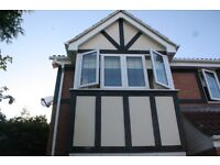 Maintenance Free composite Ivory Render Board.