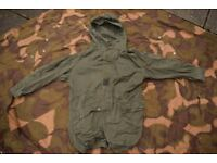 Vintage 1975 French Army Parka (SHELL)