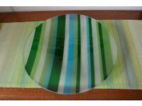 Green decorative bowl