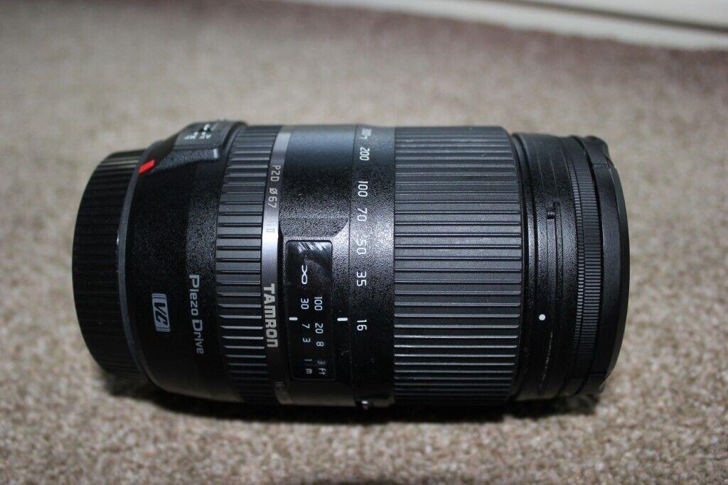 Tamron Macro Lens (Canon Fit) | in Falkirk | Gumtree
