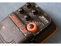 Zoom Driver 5000 Overdrive Distortion Rare Vintage Guitar Effect Pedal