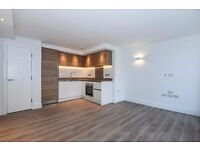Station Road - Superb two bedroom 4th floor flat in this new development offered unfurnished