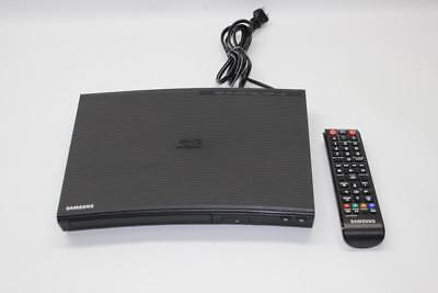 Samsung BD-J5100 BDJ5100 Smart Blu-Ray DVD Player Wired Only With Remote Control