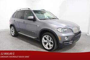 2009 BMW X5 48I XDRIVE *GPS CUIR TOIT PANORAMIQUE*