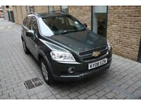 Chevrolet Captiva Manual 5 doors 7 seat