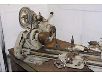 Lathe with Tools Atlas