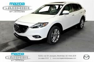 2013 Mazda CX-9 GT AWD +CUIR+BLUETOOTH+GPS+CRUISE