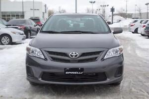 2013 Toyota Corolla D PKG SUNROOF, HEATED SEATS
