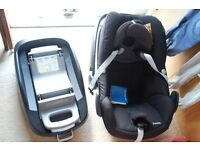 Maxi Cosy Family Isofix Base, Pebble Car Seat, Maxi Cosy to Bugaboo Cameleon 3 Adaptor