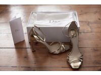 Cristian Dior Songe Sandal (UK Size 5.5) (Ideal for Wedding)