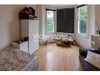 Move to the beautiful Queens Park - Harvist Road - Two / Three TERRACED bed flat - EAT IN KITCHEN