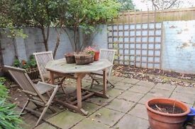 Superb Private Patio Garden with Guest Stay / Storage