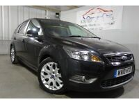 2010 FORD FOCUS 1.8 ZETEC ++ONLY 25K & 8 FORD SERVICES++