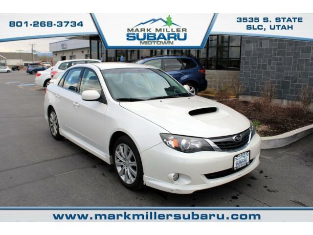 Subaru : Impreza WRX WRX 75k miles Turbo Intercooler AWD  CD MP3 Power steering 4WD 17