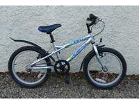 18″ Dawes Blowfish Kids Bike, Lightweight Aluminium Frame