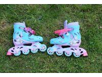 Girls skates - frozen