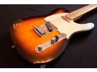 Fender Custom Deluxe Telecaster 2009 Limited Run