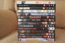 Thriller DVD Bundle
