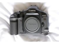 Canon Eos 1V in excellent condition