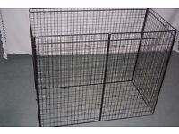 Animal, Dog cage, lightweight and adjustable size