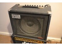 Sessionette 75 and Marshall MG50 DFX combo's, read description, Marshall faulty.