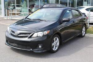 2012 Toyota Corolla S*AC*BLUETOOTH*CRUISE*CD*AUX*USB*