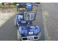 mobility scooter 8mph like new this is a large scooter £595