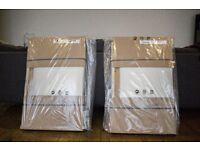 Two Ikea Soderhamn Armrests w/ Samsta Dary Grey Covers (New Unopened)