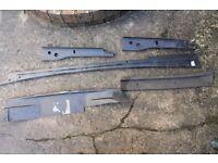 Morris 1000 sill repair panels