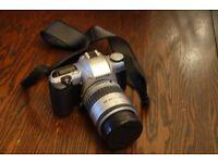 Pentax MZ-30 35 mm SLR with 28 - 80 Pentax lens