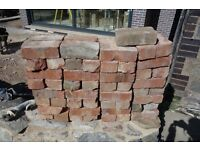 Reclaimed Imperial size bricks