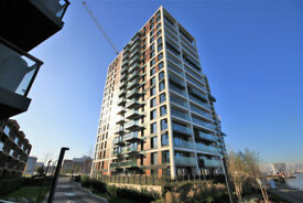 Truly luxury 1 bedroom Manhattan style riverside apartment with private balcony in Royal Arsenal
