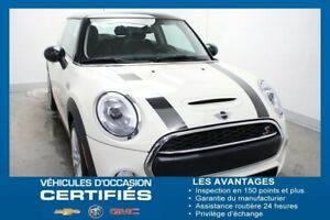 2015 Mini Cooper S TOIT PANO+CUIR+JUPES MAGS 17