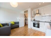 STUNNING NEWLY REFURBISHED FOUR BEDROOM FLAT IN HAGGERSTON WITH PRIVATE BALCONY MODERN NEW KITCHEN