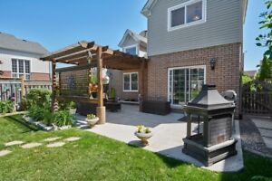 Finished Top To Bottom with a Backyard Oasis! - Innisfil