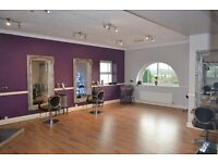 Chair to Rent in Yorks new Stylish Salon.. only looking for serious style guru's not a granny salon