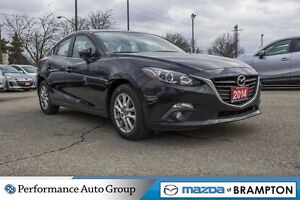 2014 Mazda MAZDA3 GS-SKY|REAR CAM|BLUETOOTH|HEATED SEATS