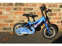 Ridgeback MX12 Terrain bike. 12 inch wheels. Suitable for a 2-4 year old. In great condition.