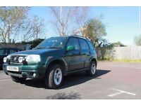 Suzuki GRAND VITARA - Special Leather Edition - Very well-kept, full story