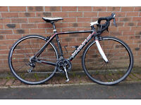 Focus Cayo 2011, full carbon road bike, size: XS 48cms, fantastic condition