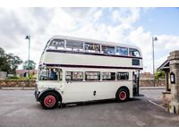 Unique Venues For Pittenweem Art Festivel Available - 1950's Bus