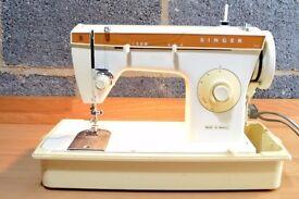 SINGER SEWING MACHINE 247