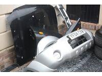 Nissan Navara 2004- Breaking for parts