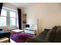 SHORT TERM LET: (Ref: 837) Buccleuch Terrace, lovely 1 bedroom flat next to the meadows& university